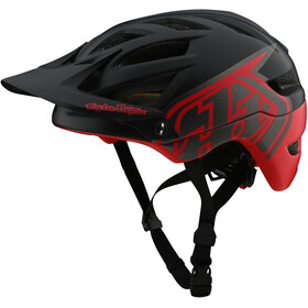 Troy Lee Designs A1 MIPS Casco, classic black/red